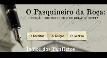Edição dos Panfletos de Eulálio Motta